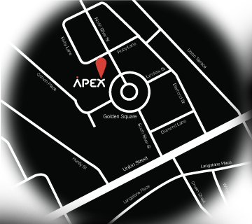 Apex Tubulars - Street Map